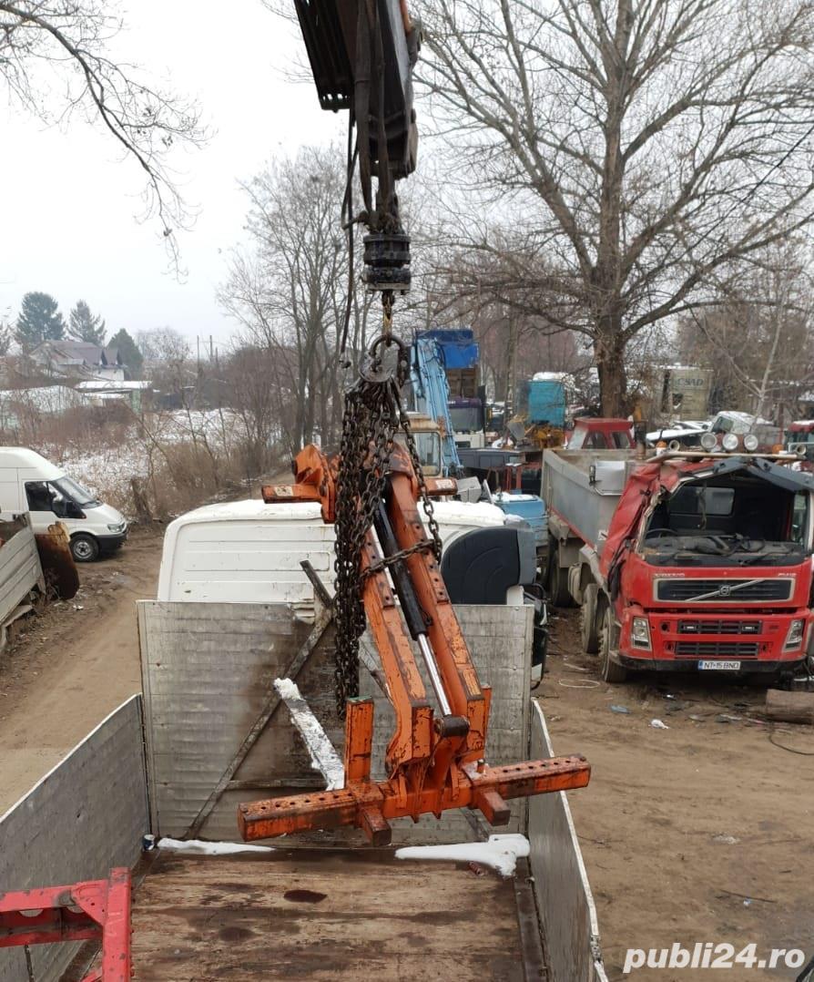 Graifar Paleti - reglabil hidraulic