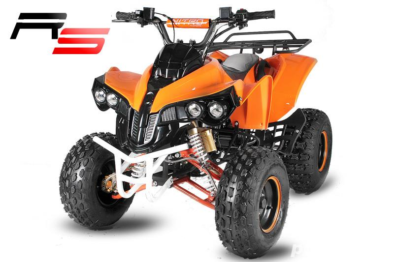 OFERTA ATV NITRO WARRIOR RS 125 cc NEW 2018 !!!! BONUS CASCA