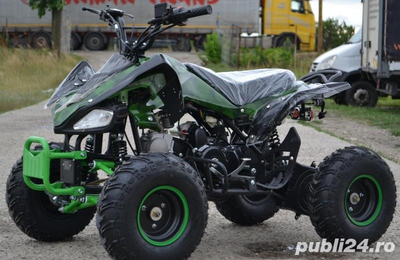 OFERTA  IMPORT GERMANIA ATV  SPEEDY 125 cc CASCA CADOU!!!!!