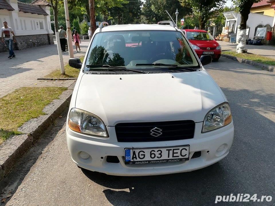 Suzuki ignis  4x4 integral-2150 euro