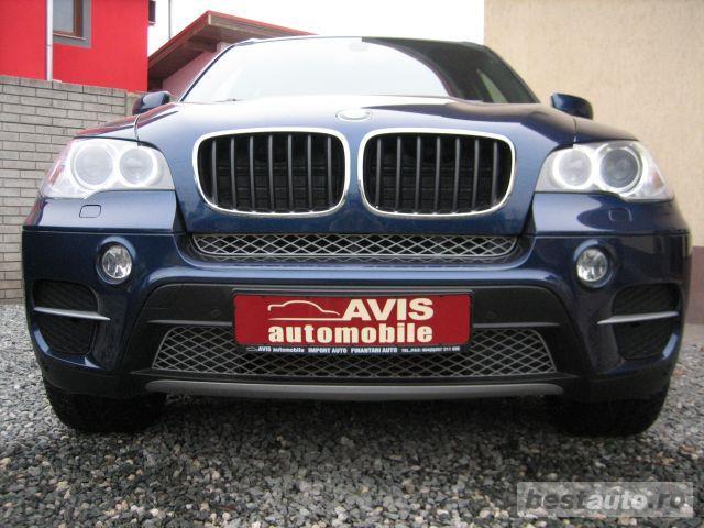 BMW  X5 3.0d  x-DRIVE  245 CP 2012 TVA DEDUCTIBIL