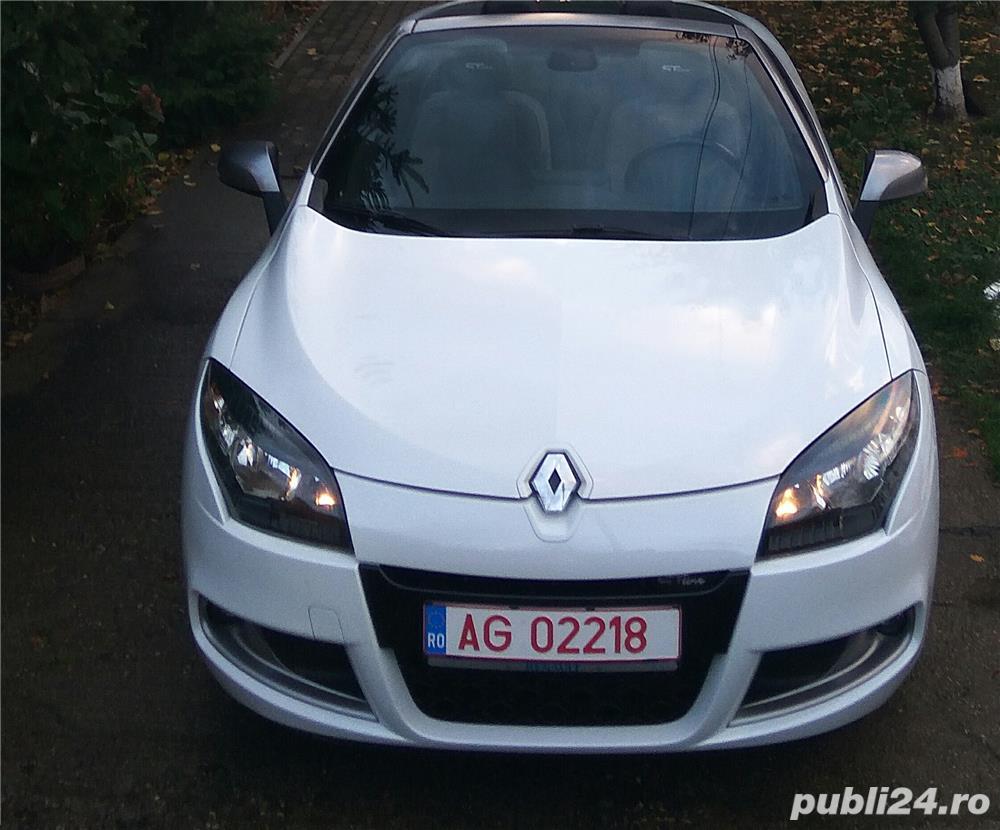 Renault megane 3 cabriolet