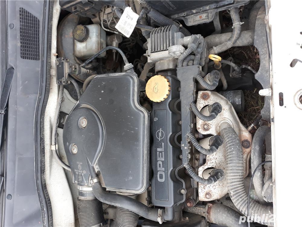 Motor opel astra g 1.6/8 valve