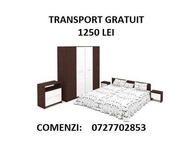 DORMITOR CARLA + TRANSPORT GRATUIT