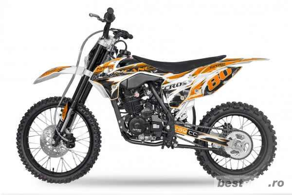 Atv Moto Hurricane BEMI NITRO 250cc Off-Road Cross