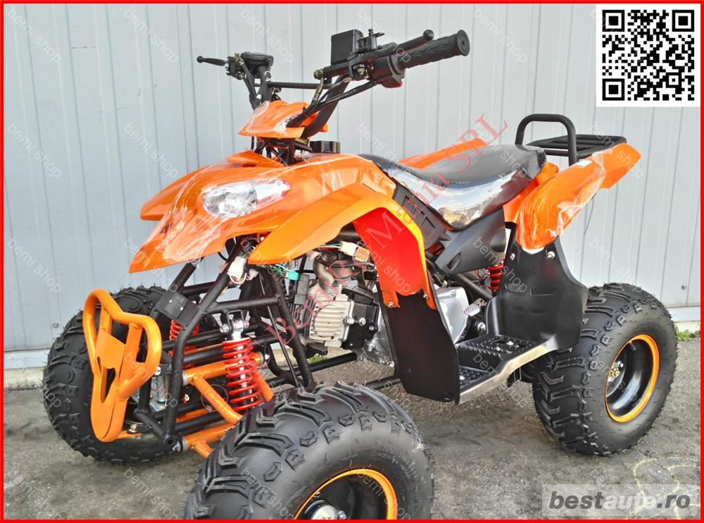 Atv BigFoot 125 Automatice NOI BEMIRO