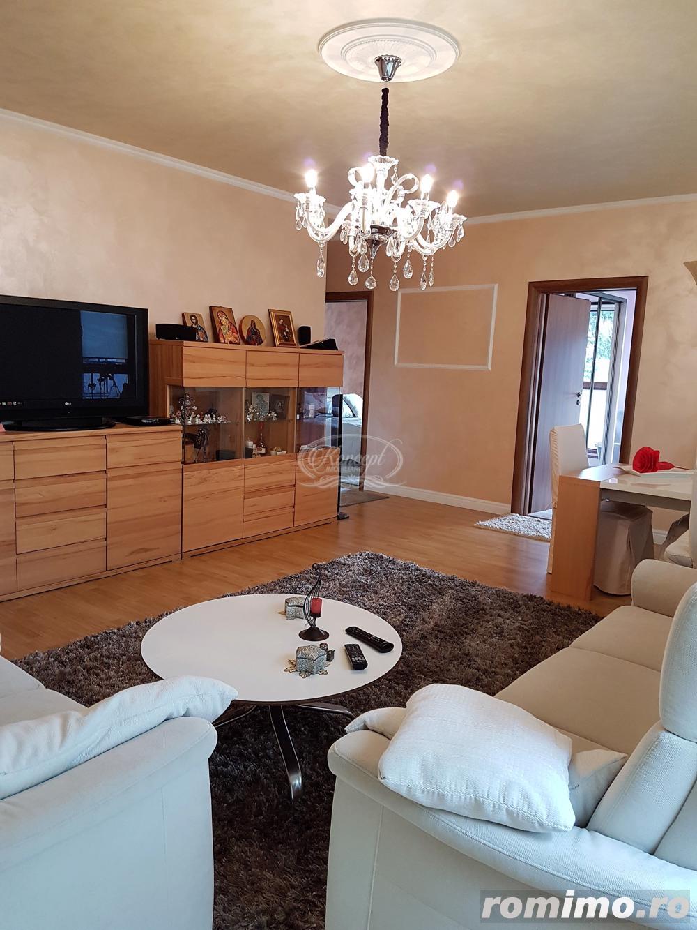 Apartament in vila, cartier Grigorescu
