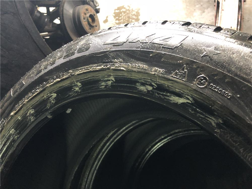 Cauciucuri iarna SUV Bridgestone