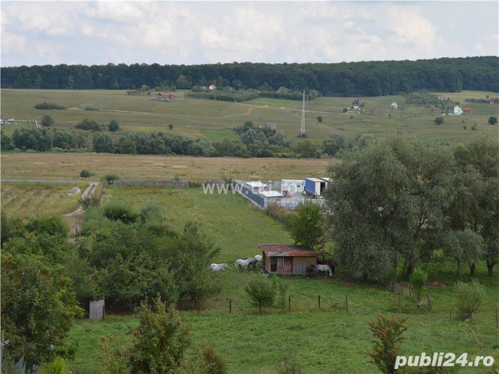 Teren intravilan de vanzare Sibiu