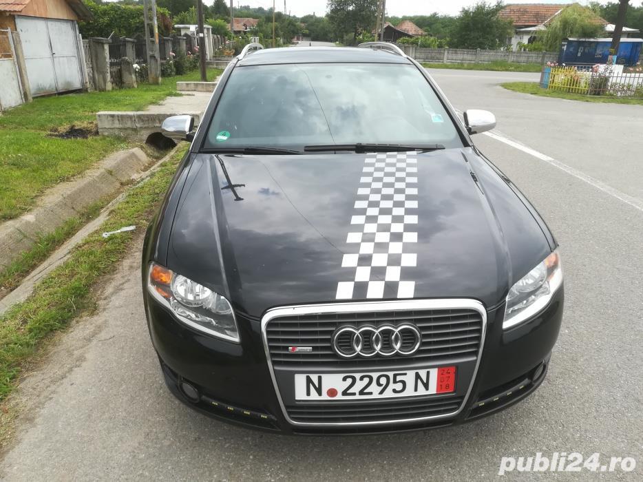 Audi A4 S-line AUTOMATĂ 7+1 200cp
