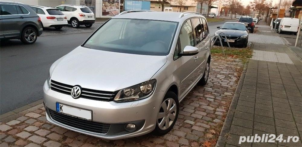 VW TOURAN 2012
