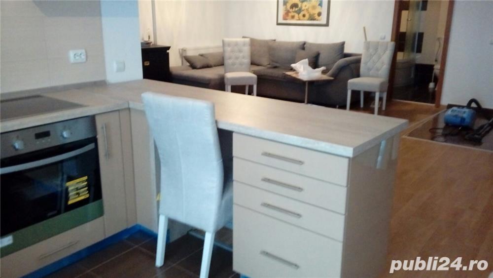 Proprietar vinde apartament nou 62,5m² Calea Moldovei, langa Kaufland