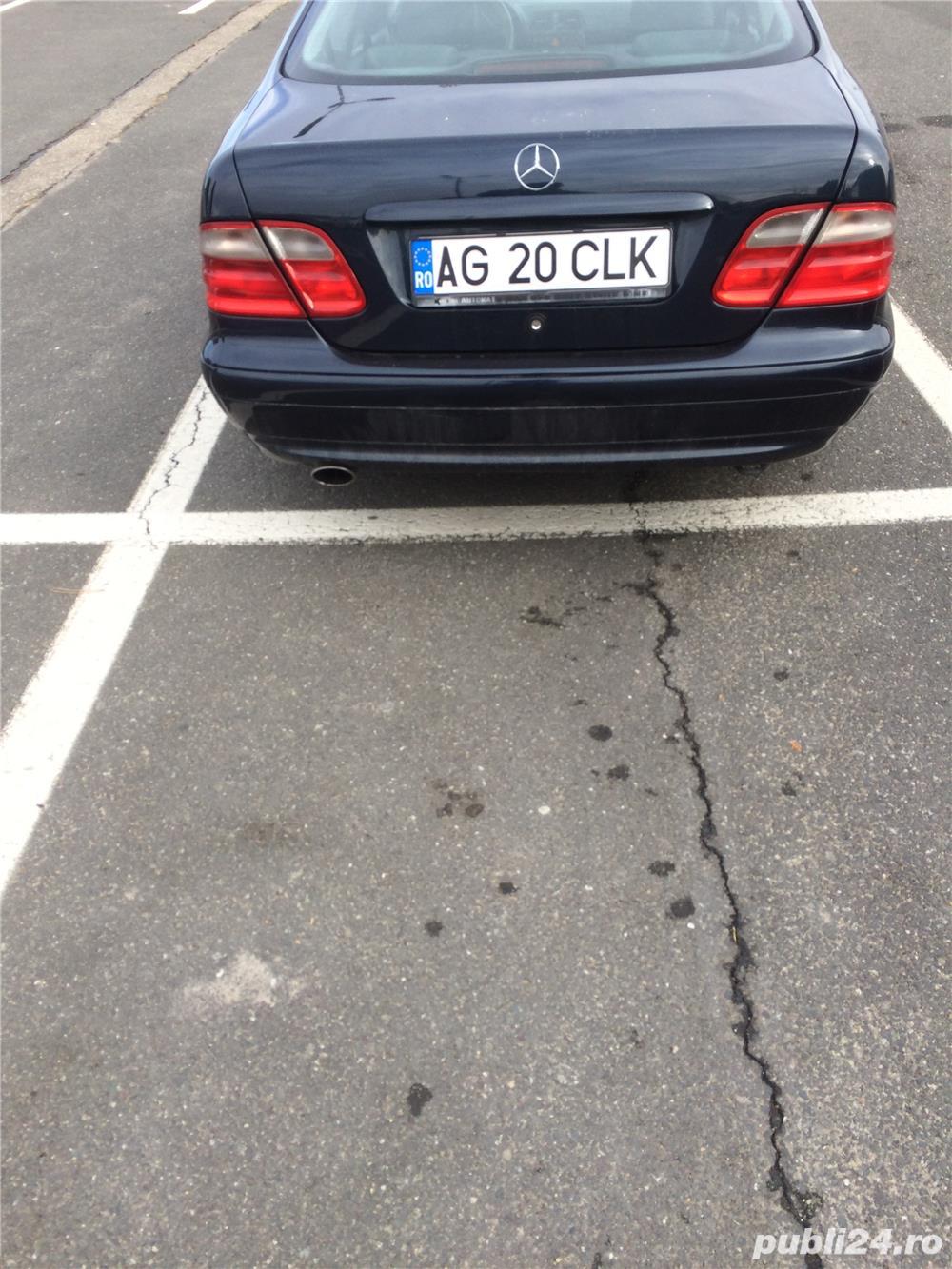 Mercedes-benz Clasa CLK