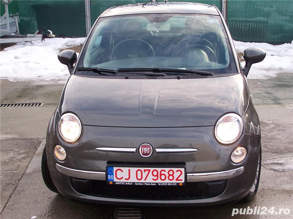 Fiat 500 2017 R.A.R EFECTUAT
