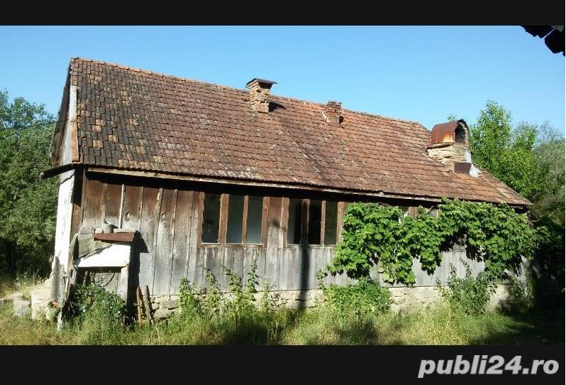 Vanzare  casa  2 camere Caras Severin, Sichevita  - 15 EURO