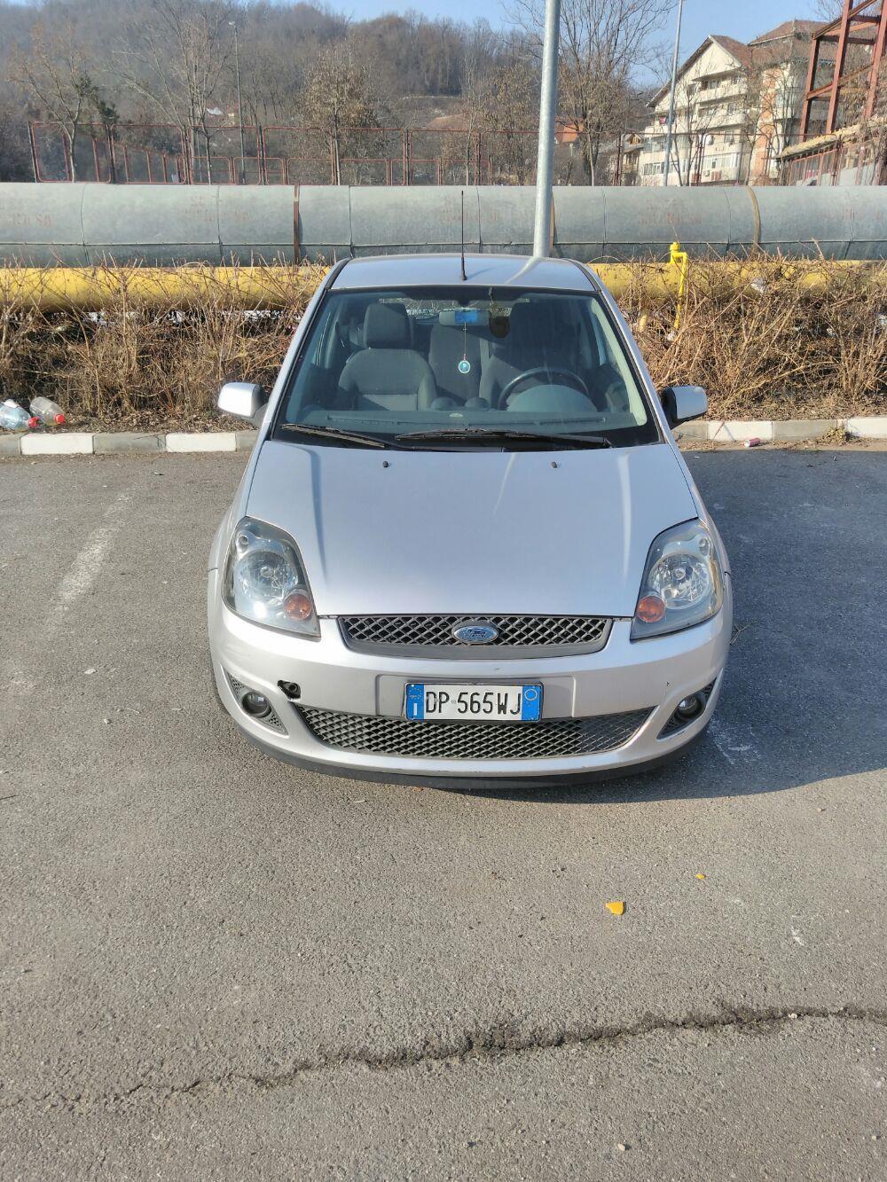 Ford Fiesta 1.4 tdi an 2008 Rar făcut