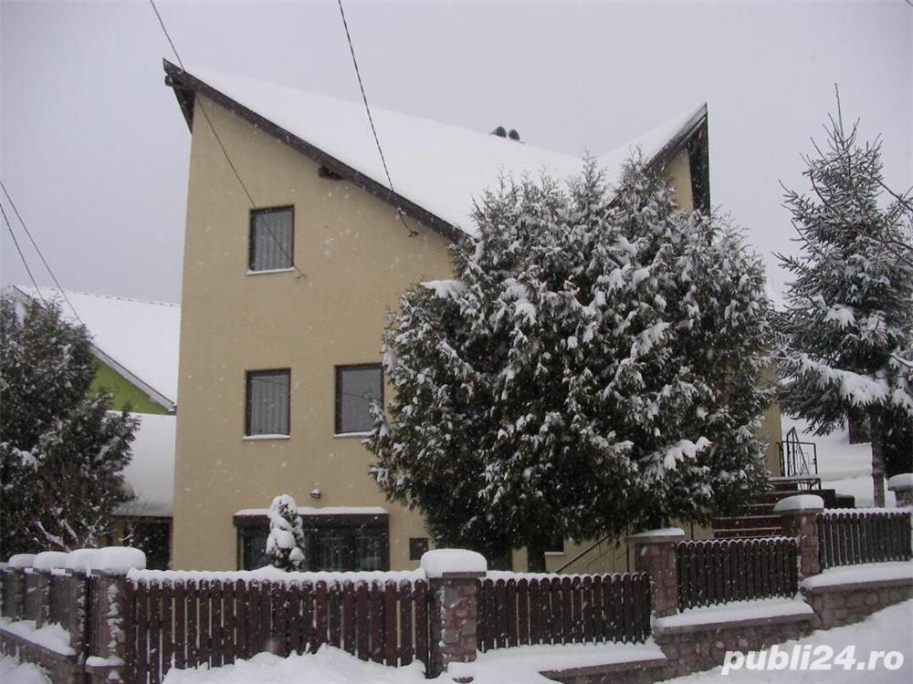 Casa Băile Tusnad