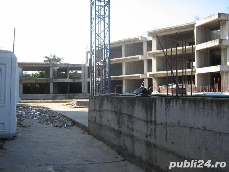 Constanta, Proiect imobiliar edificat partial str. Duiliu Zamfirescu nr.34