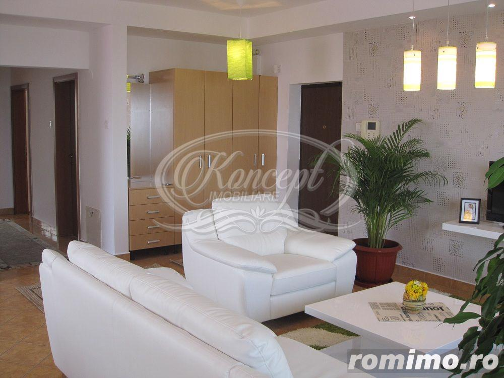 Apartament exclusivist in Andrei Muresanu