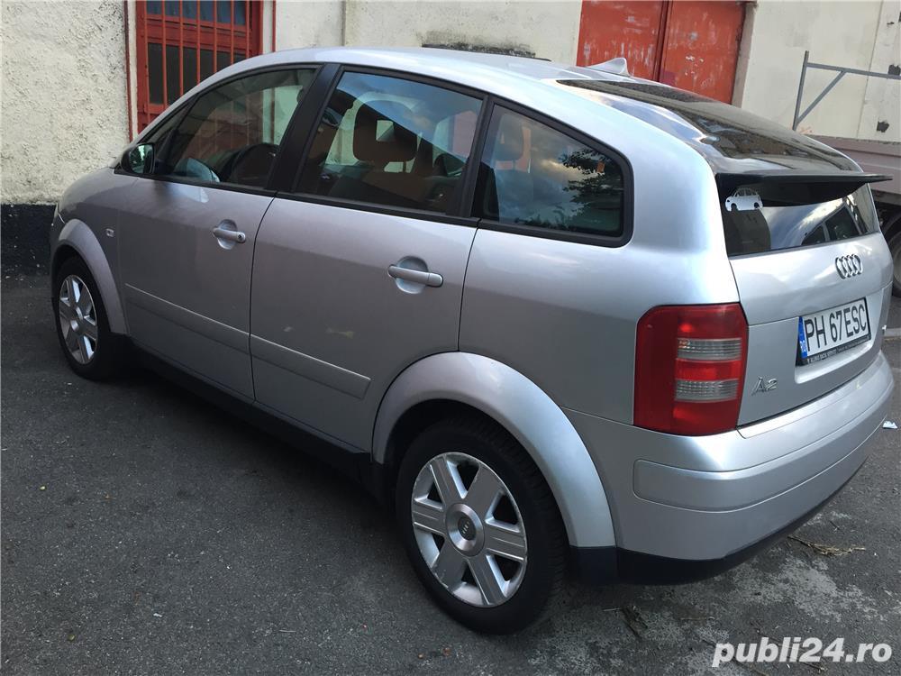 Audi A2 impecabila proprietar