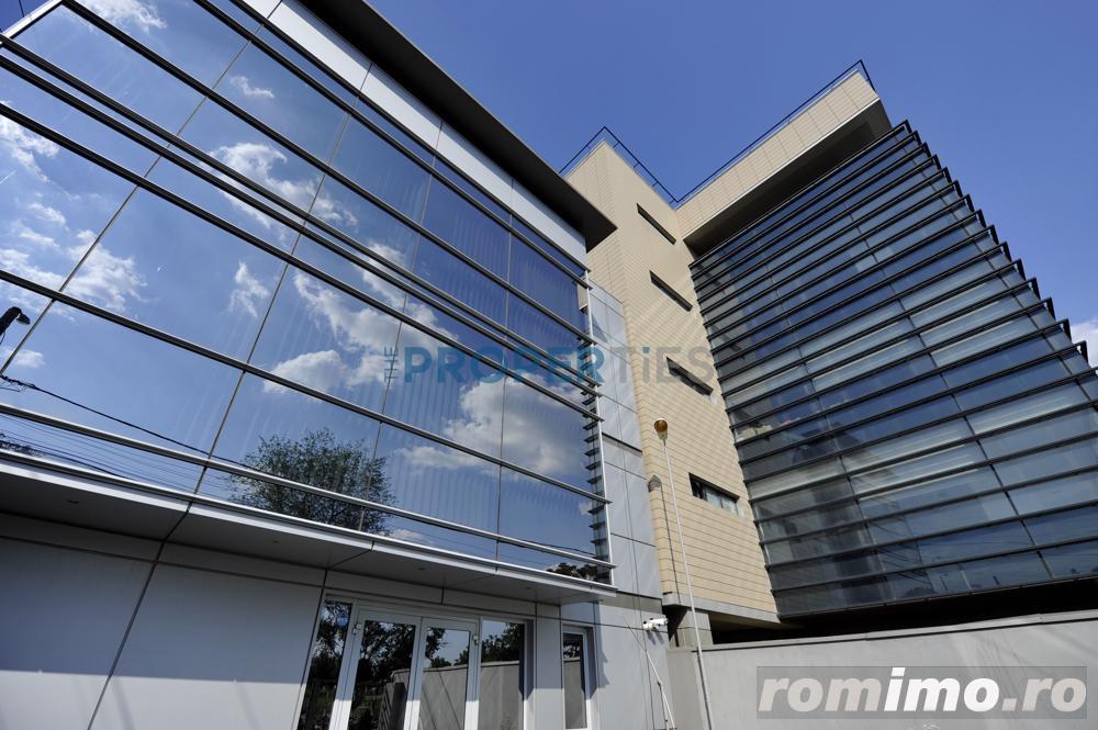 Comision 0! Cladire birouri integrala în zona Barbu Vacarescu - 660mp