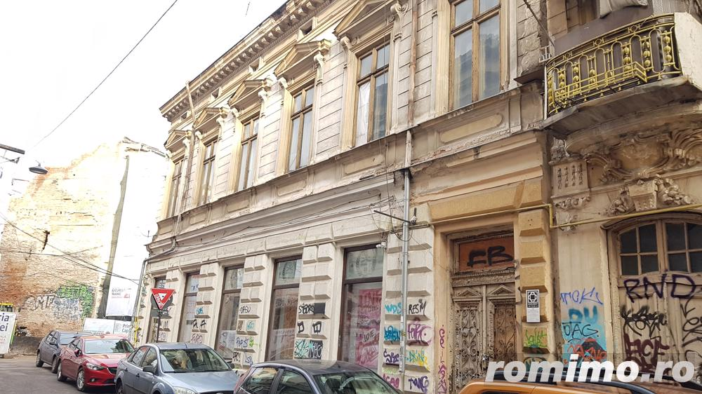 Casă pretabila spatiu comercial in centrul vechi - Bucuresti