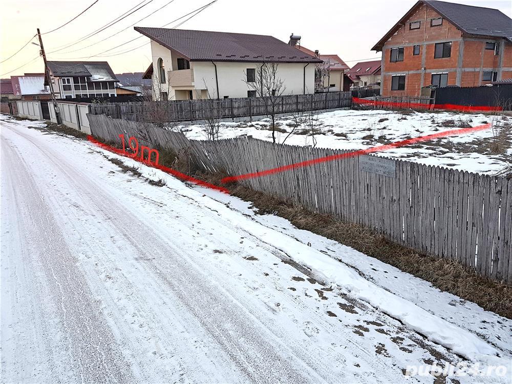 Vanzare  terenuri constructii  500 mp Arges, Lazaresti (Mosoaia)  - 22500 EURO