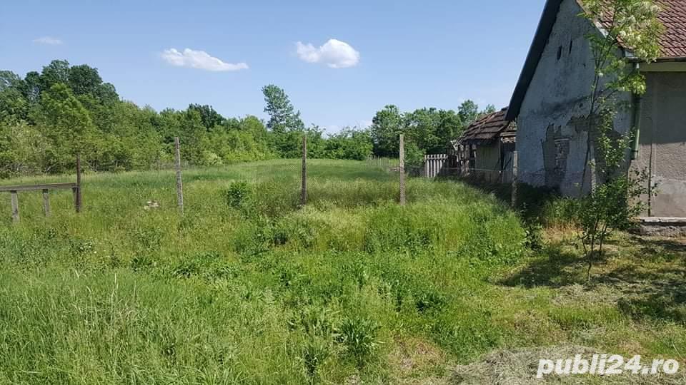 Vanzare  terenuri constructii  2244 mp Caras Severin, Ghertenis  - 6732 EURO