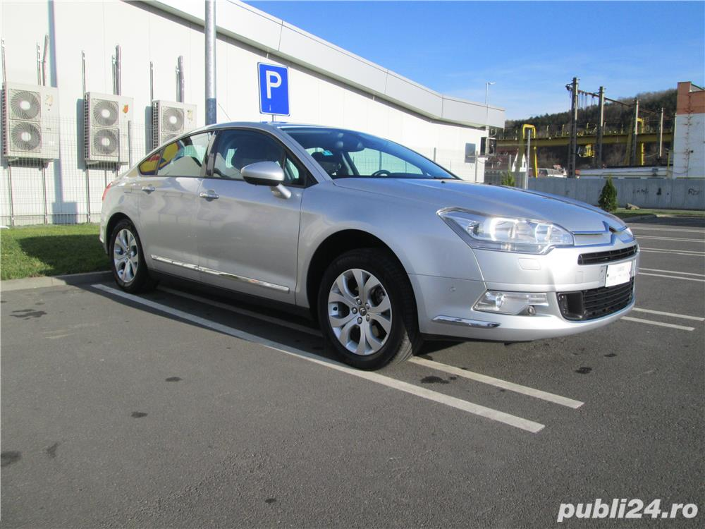 Citroen  C5  III  Hidractive   2.0 HDI   140 CP  Exclusive  Edition.  AN 2008