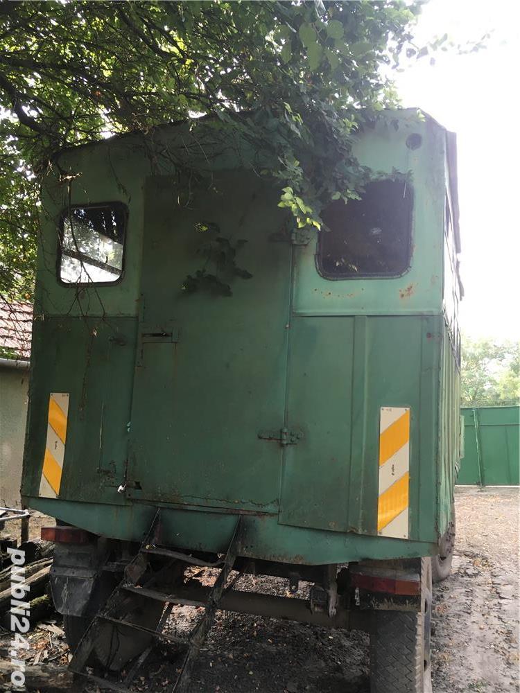 Vagon remorca