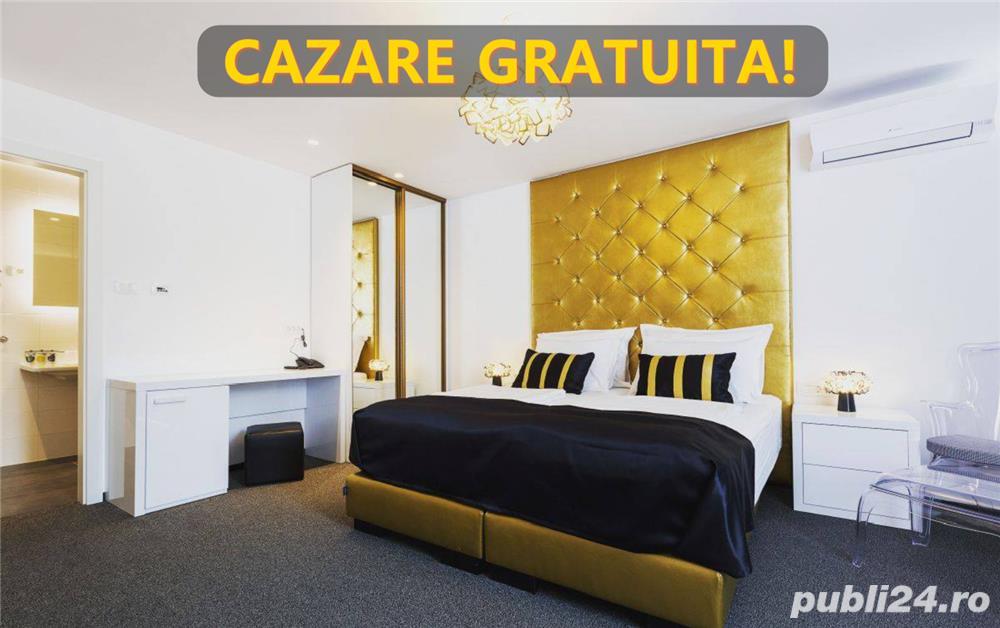 Esti fată? Vrei să te muți și să lucrezi în București? Te ajutăm noi, asigurându-ți cazare gratuită!