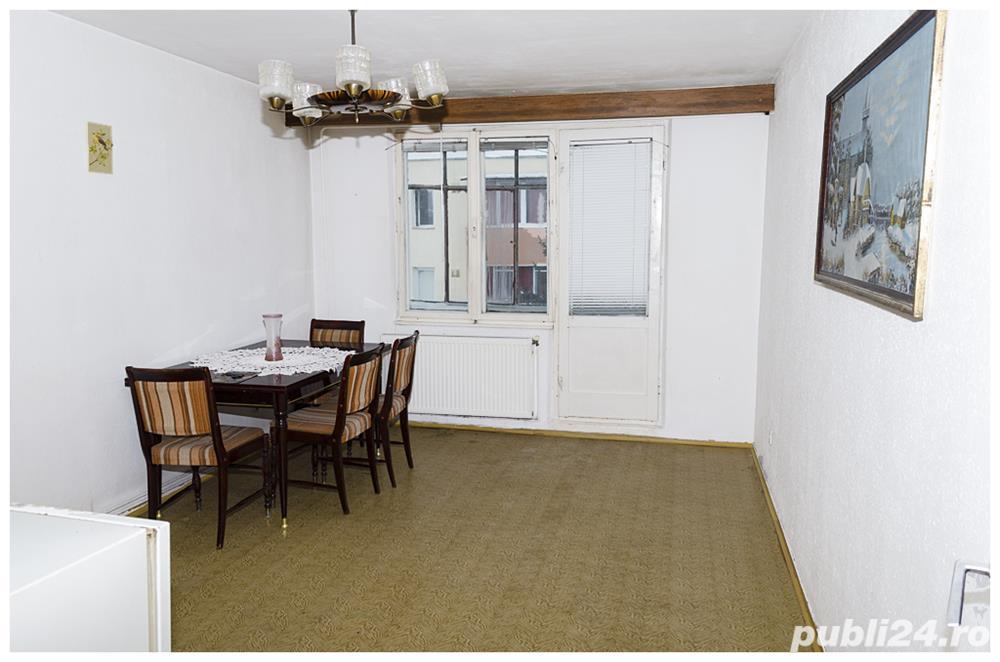 Apartament 2 camere, Astra, 1 decomandat, 52 mp, liber