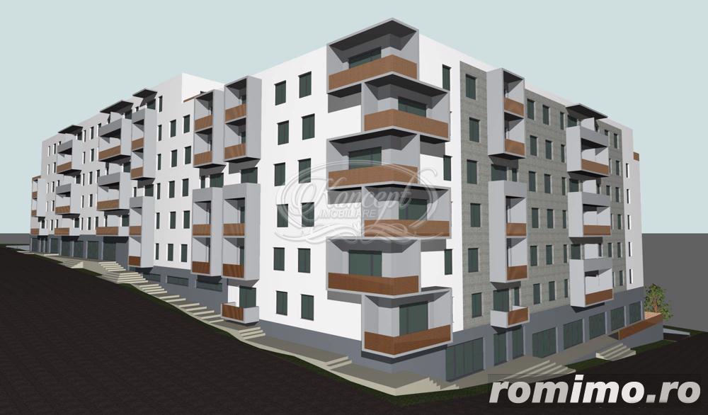 Apartament cu 2 camere zona Taietura Turcului