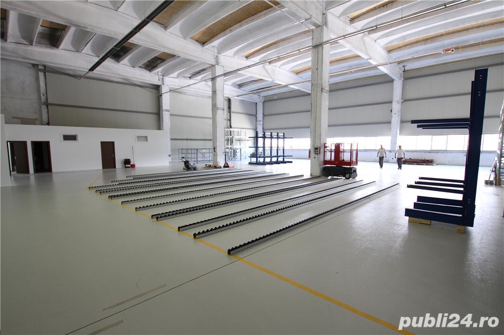 Spatiu industrial de inchiriat 920 m2 - 3,25 Eur/m2