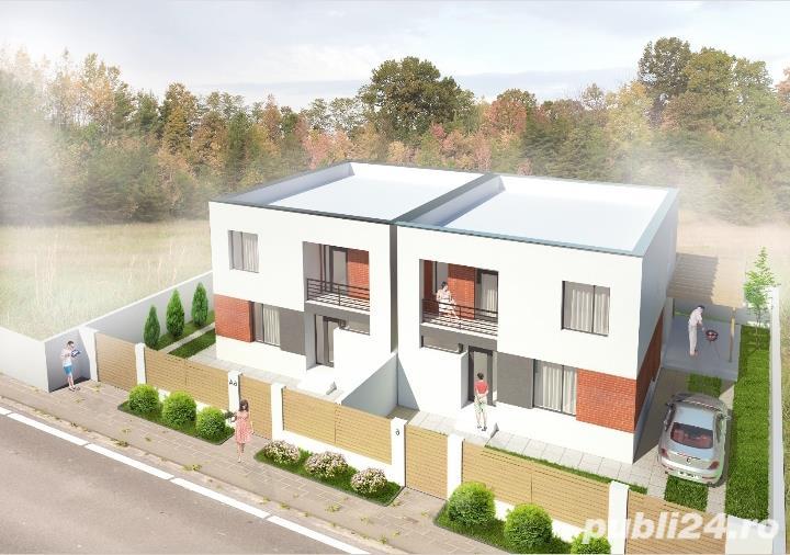 Dezvoltator: Proiect de vile in stil mediteraneean in zona Kamsas