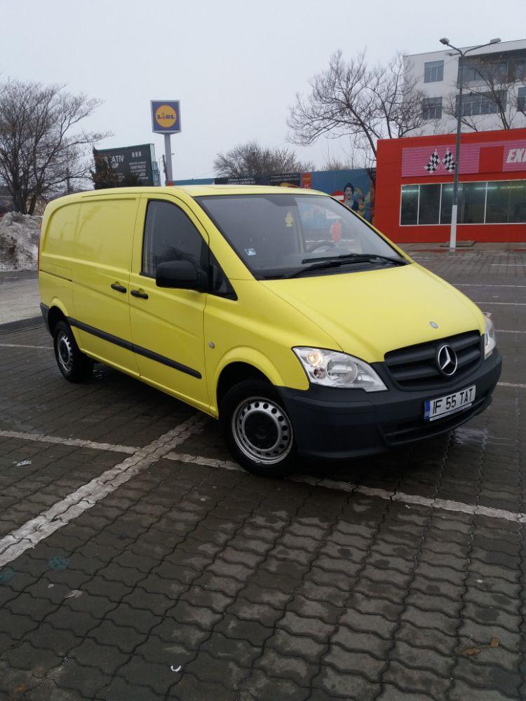 Mercedes-benz Vito sau schimb cu turism