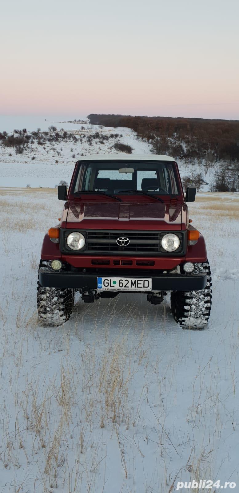 Toyota land-cruiser Autoutilitara