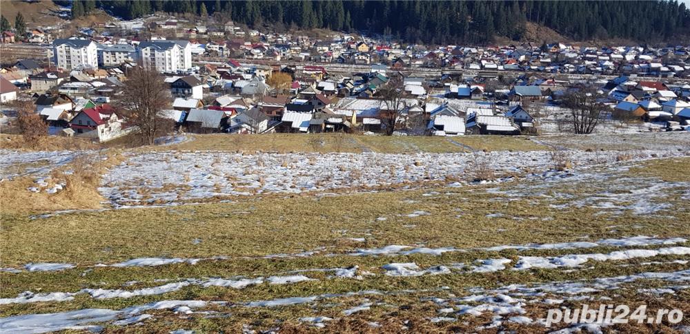 Vanzare  terenuri constructii  3000 mp Suceava, Gura Humorului  - 36000 EURO
