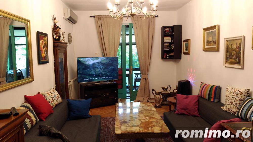 Apartament superb 2 camere Floreasca- Giuseppe Garibaldi, mobilat