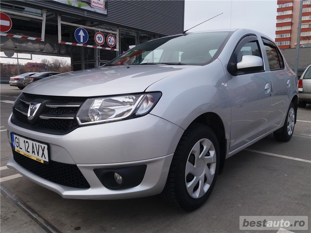 Dacia logan 38.000 km - PROPRIETAR  IN  ACTE