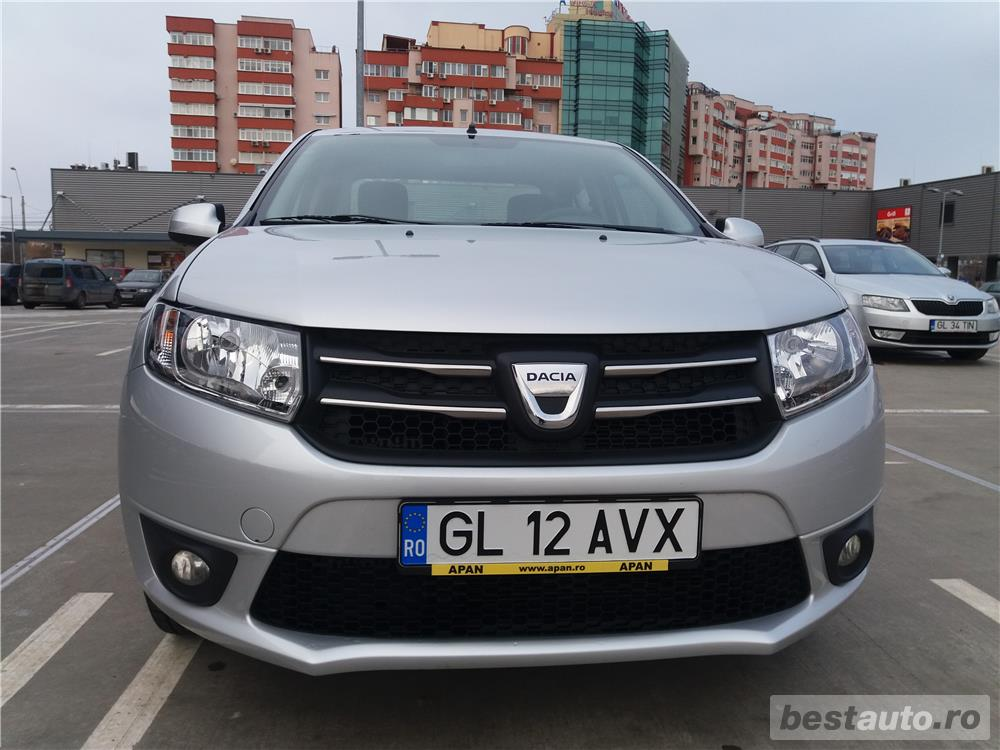 Dacia logan = 0,9-Tce - 90 CP = 38.000 km ,  PROPRIETAR  IN ACTE