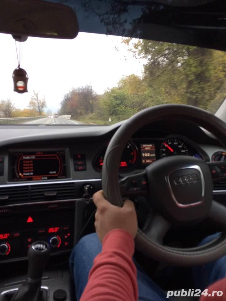 Audi A6 C6 2.0 TDI 140 CP Imatriculat 2007 (UK)
