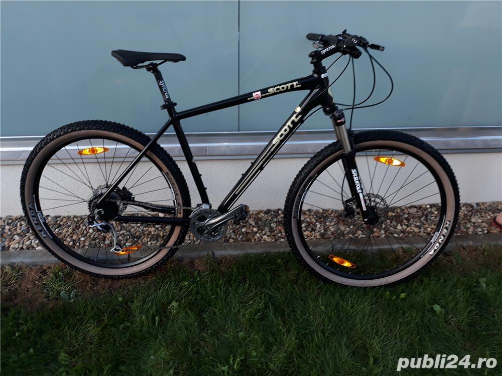 Noua/Bici Scott Boulder Germania 29 editie limitata model aniversar 60ani noua