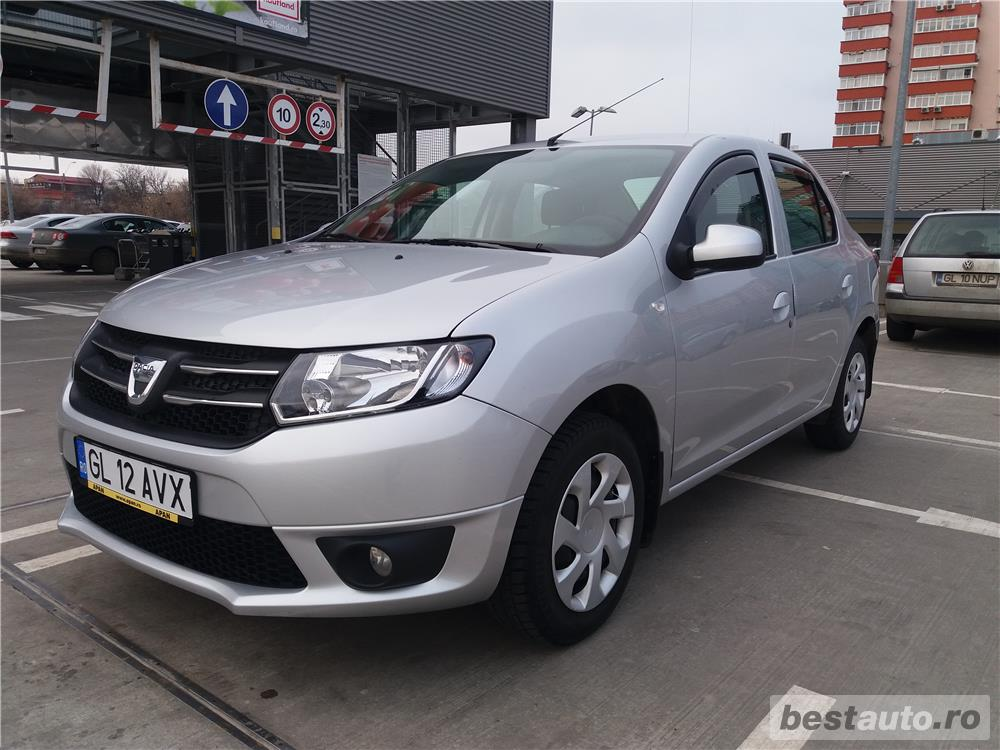 Dacia logan= 0,9 Tce- 90 Cp 38000 km -  PROPRIETAR  IN  ACTE .