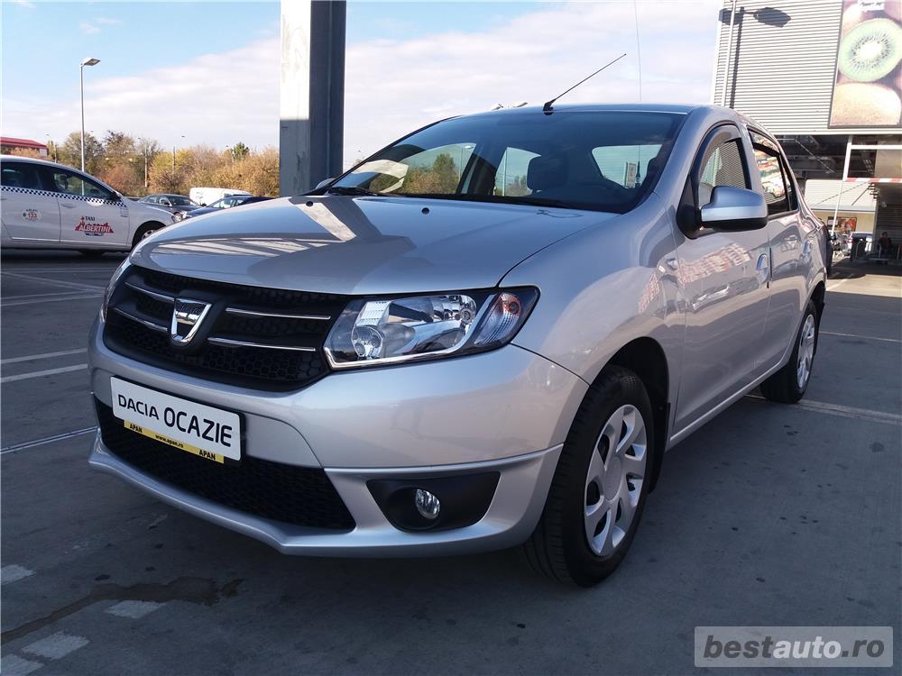 Dacia logan  0,9 Tce= 90 CP = 38.000 KM