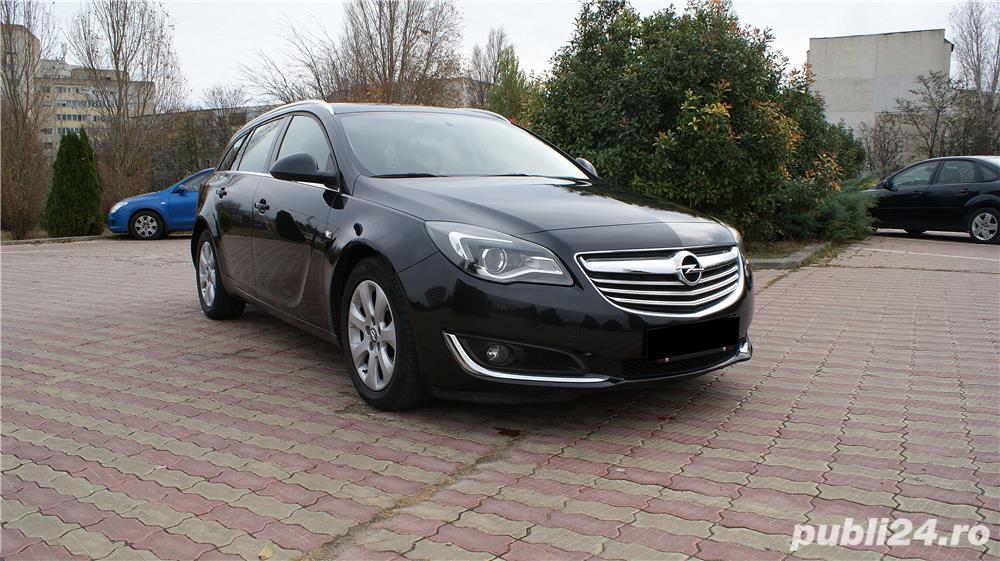 Opel Insignia 2.0 CDTI - 140 C.P