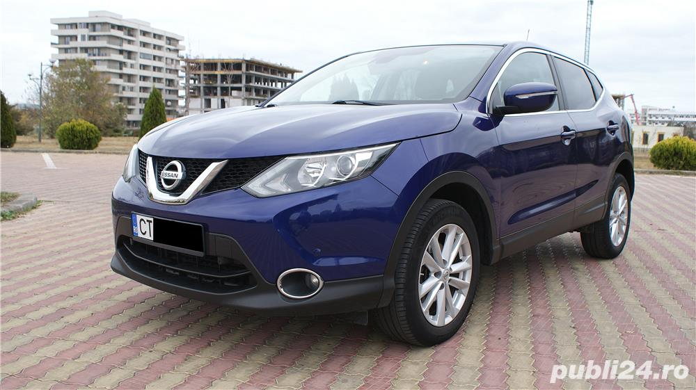 Nissan Qashqai - Plafon Panoramic - Keyless Entry/Go