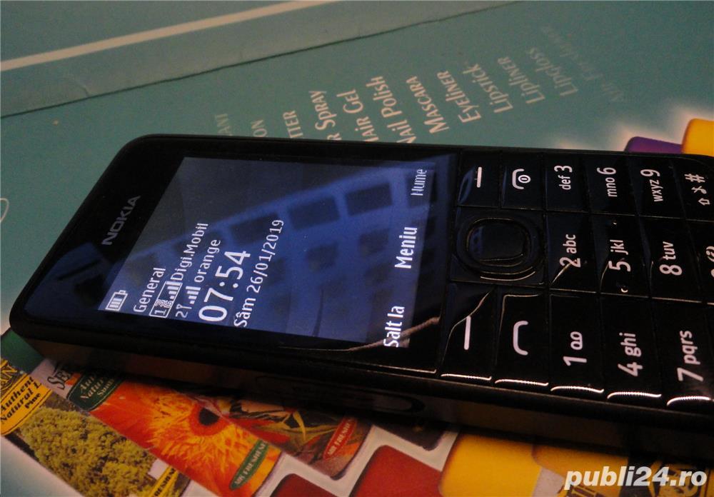 Nokia 301 dual sim impecabil