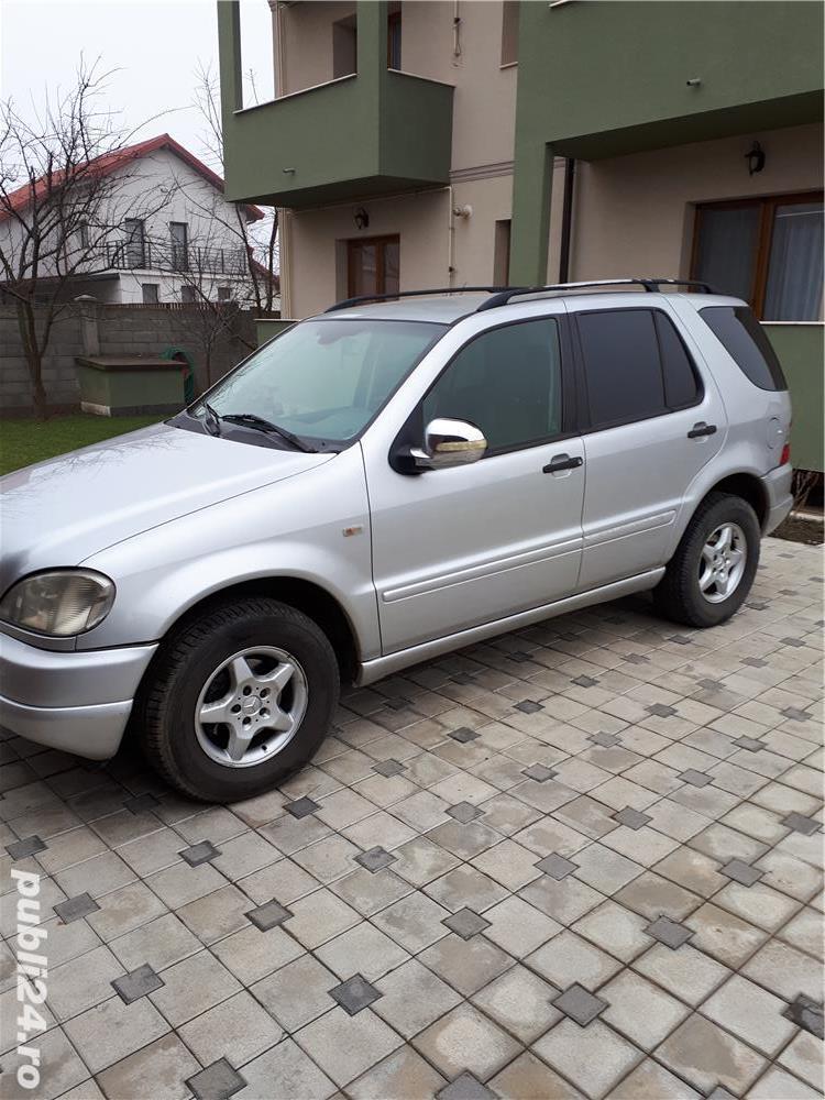 Mercedes-benz Clasa ML