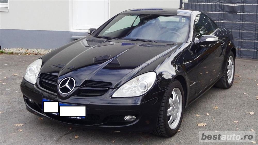 Mercedes-Benz,  SLK 200 Kompressor